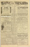 Maine Woods:  Vol. 25, Issue 15 - November 21, 1902 (Local Edition)