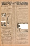 Maine Woods:  Vol. 34, Issue 11 - October 12, 1911 (Local Edition)