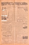 Maine Woods:  Vol. 34, Issue 31 - February 29, 1912 (Local Edition)