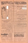 Maine Woods:  Vol. 34, Issue 41 - May 9, 1912 (Local Edition)