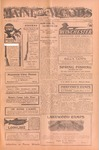 Maine Woods: Vol. 34, Issue 42 - May 16, 1912 (Local Edition) by Maine Woods Newspaper