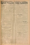 Maine Woods: Vol. 36, Issue 9 - September 25, 1913 (Outing Edition) by Maine Woods Newspaper