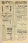 Maine Woods: Vol. 36, Issue 16 - November 13, 1913 (Local Edition) by Maine Woods Newspaper