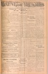 Maine Woods: Vol. 36, Issue 17 - November 20, 1913 (Outing Edition) by Maine Woods Newspaper