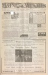 Maine Woods:  Vol. 36, Issue 33 - March 12, 1914 (Outing Edition)