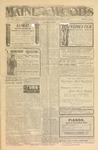 Maine Woods: Vol. 36, Issue 35 - March 26, 1914 (Outing Edition) by Maine Woods Newspaper