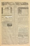 Maine Woods: Vol. 36, Issue 41 - May 7, 1914 (Outing Edition) by Maine Woods Newspaper