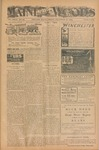 Maine Woods:  Vol. 37, Issue 2 - August 6, 1914 (Outing Edition)
