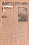 Maine Woods:  Vol. 37, Issue 14 - October 29, 1914 (Outing Edition)
