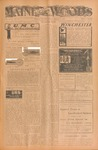 Maine Woods: Vol. 37, Issue 15 - November 5, 1914 (Outing Edition) by Maine Woods Newspaper