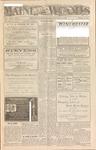 Maine Woods : Vol. XXVI, No. 2 - August 21, 1903
