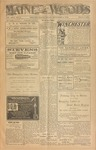 Maine Woods : Vol. XXVI, No. 4 - September 4, 1903 by Maine Woods Newspaper