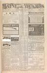 Maine Woods : Vol. XXVI, No. 34 - April 1,1904