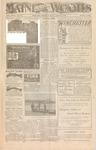 Maine Woods : Vol. XXVI, No. 45 - June 17,1904