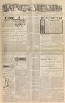 Maine Woods : Vol. 28, No. 8 - September 29, 1905
