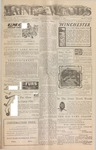 Maine Woods : Vol. 28, No. 19 - December 15, 1905