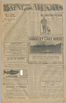 Maine Woods : Vol. 35, No. 43 May 22,1913 (Outing Edition)
