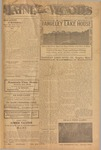 Maine Woods : Vol. 38, No. 1 - July 29, 1915 (Outing Edition)