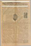 Maine Woodsman : Vol. 25, No. 16 - November 28, 1902