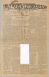 Maine Woodsman : Vol 30. No. 12 October 25,1907
