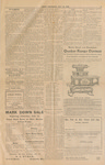 Maine Woodsman : Vol 26. No. 50 July 22, 1904 by Maine Woods Newspaper