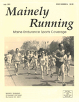 Mainely Running July 1991 Issue Number 4