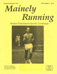 Mainely Running October & November 1991 Issue Number 7