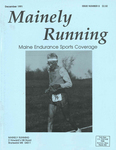 Mainely Running December 1991 Issue Number 8