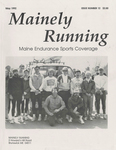 Mainely Running May 1992 Issue Number 12 by John W. LeRoy
