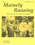Mainely Running June 1992 Issue Number 13