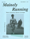 Mainely Running August 1992 Issue Number 15