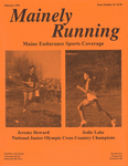 Mainely Running February 1993 Issue Number 20 by John W. LeRoy