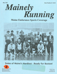 Mainely Running May 1993 Issue Number 22 by John W. LeRoy