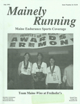 Mainely Running July 1993 Issue Number 24 by John W. LeRoy
