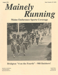 Mainely Running August 1993 Issue Number 25
