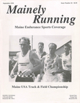 Mainely Running September 1993 Issue Number 26 by John W. LeRoy