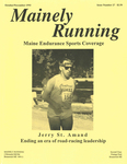 Mainely Running October/November 1993 Issue Number 27 by John W. LeRoy