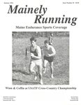 Mainely Running January 1994 Issue Number 29 by John W. LeRoy