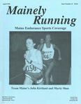 Mainely Running April 1994 Issue Number 31 by John W. LeRoy