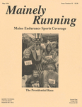 Mainely Running May 1994 Issue Number 32 by John W. LeRoy