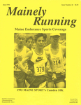 Mainely Running June 1994 Issue Number 33 by John W. LeRoy