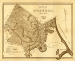 Map of Duxbury, Mass.  1923