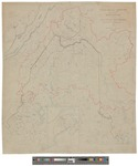 Map of the River Saint John and its Tributaries Above the City of Fredericton by Marcus H. Ranney