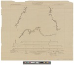 Dead River Drainage Basin, Maine: Plan and Profile Sheet 4 of 9 by State of Maine Water Storage Commission, U.S. Geological Survey, R B. Marshall, and Frank Sutton