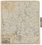 Map of Moosehead Lake and the Headwaters of the Penobscot & St. John Rivers 1874 by John M. May