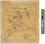 Penobscot Lake and Vicinity: Sketch Map