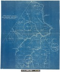 Allagash District St. John Watershed 1930 by Maine Forestry District