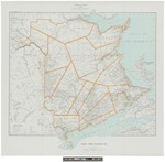 New Brunswick by Canada Dept. of the Interior and J E. Chalfour