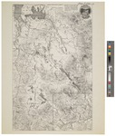 Megantic Fish and Game Corporation Map 1887 by Megantic Fish and Game Club and National Survey Co