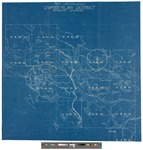 Chamberlain District, Penobscot Watershed 1933 by Maine Forestry Dept